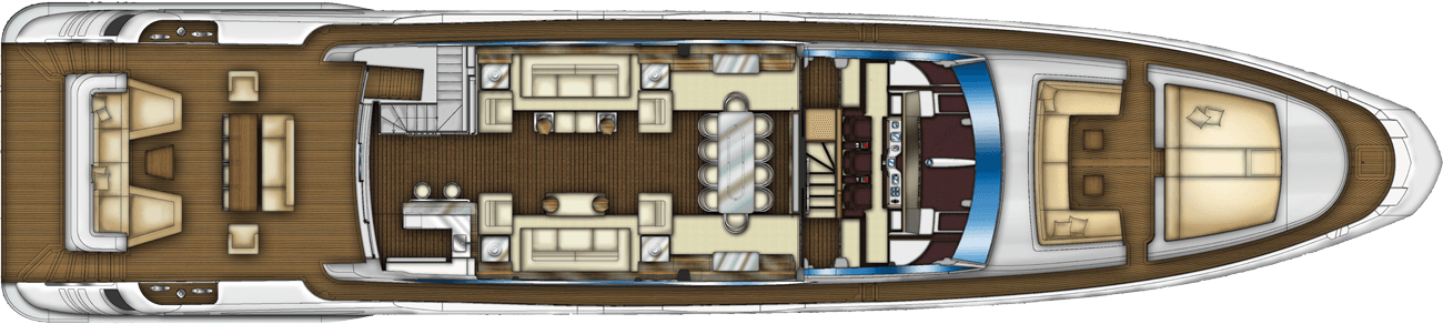 Main deck - Option