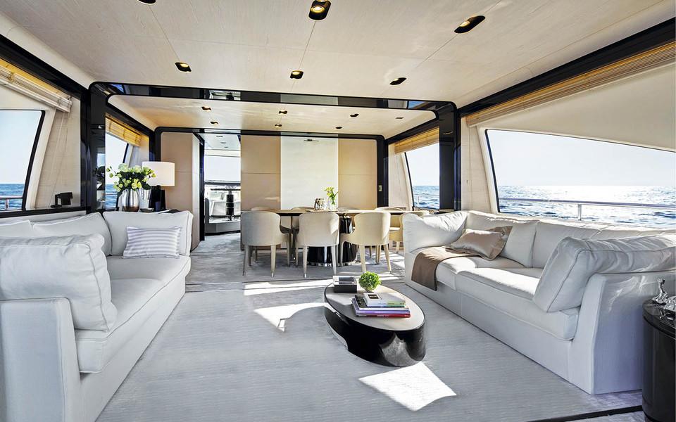 Interior design <br/>by Achille Salvagni